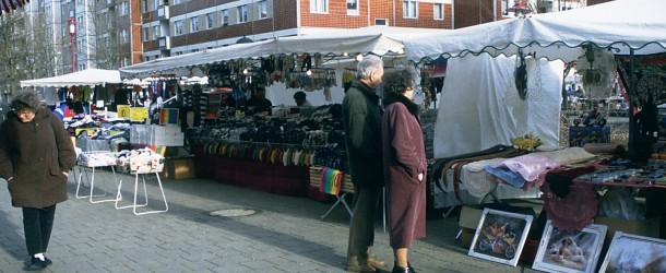Der Wochenmarkt auf Olven1 ist Vergangenheit! Volksstimme MD 4.3.2015