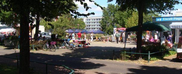 Einladung – Flohmarkt auf Olven1 am 6.April 2019